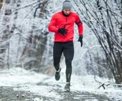 Deportes en invierno. Consejos para cuidar la garganta