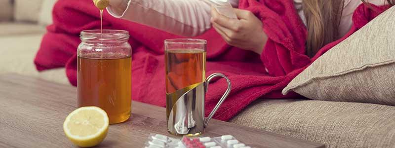 Qué tomar para la irritacion de garganta